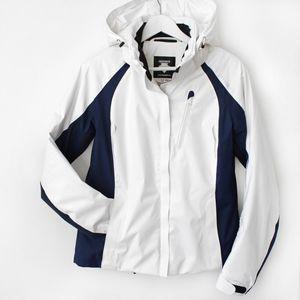Descente Performance Ski Jacket, Size 8
